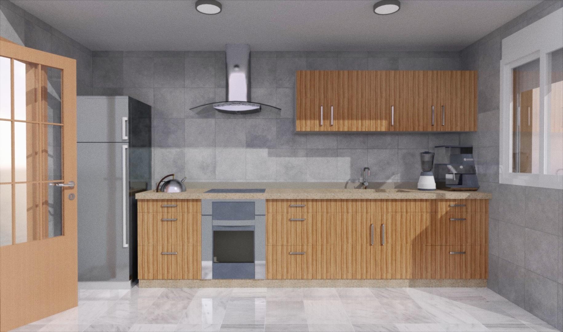 Cuanto mide una cocina garquitectos - Dibujos de cocina ...