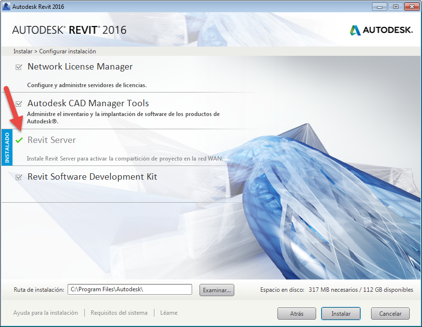 InstalacionRevit2