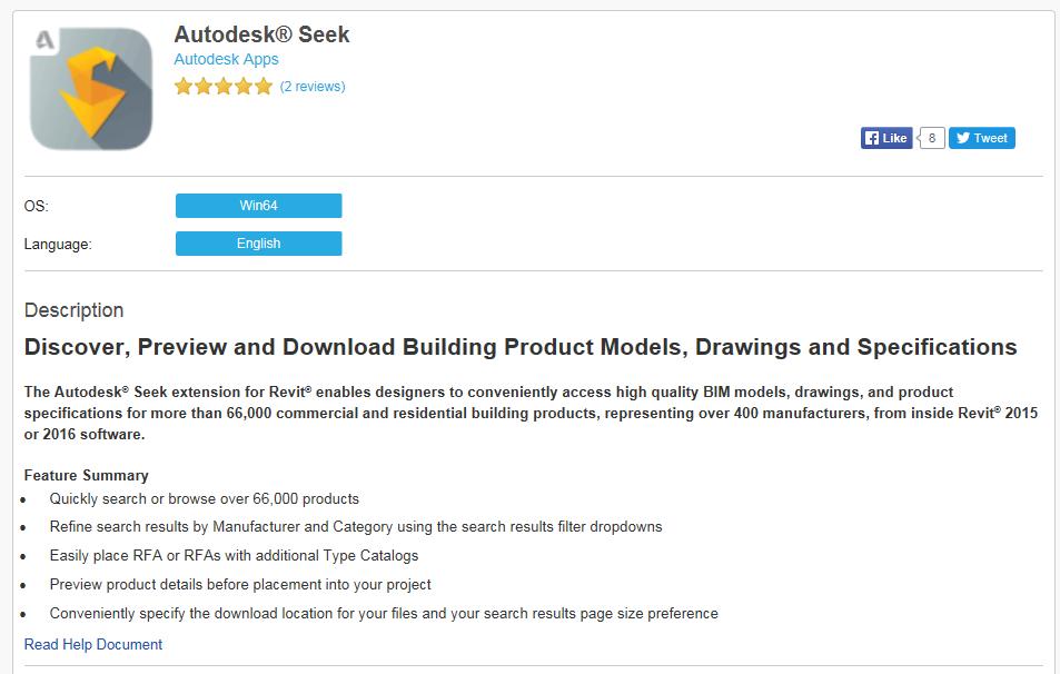 Autodesk Seek II